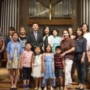 2016 교회 학교 졸업