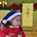 2013 성탄전야축하예배 (12/24/13)