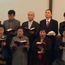 바울 선교회 헌신예배