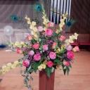 7월 10일 꽃 헌신입니다