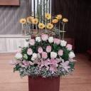 7월 26일 꽃 헌신