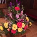 8월 2일 꽃 헌신