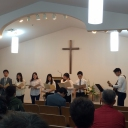 청년부 헌신예배